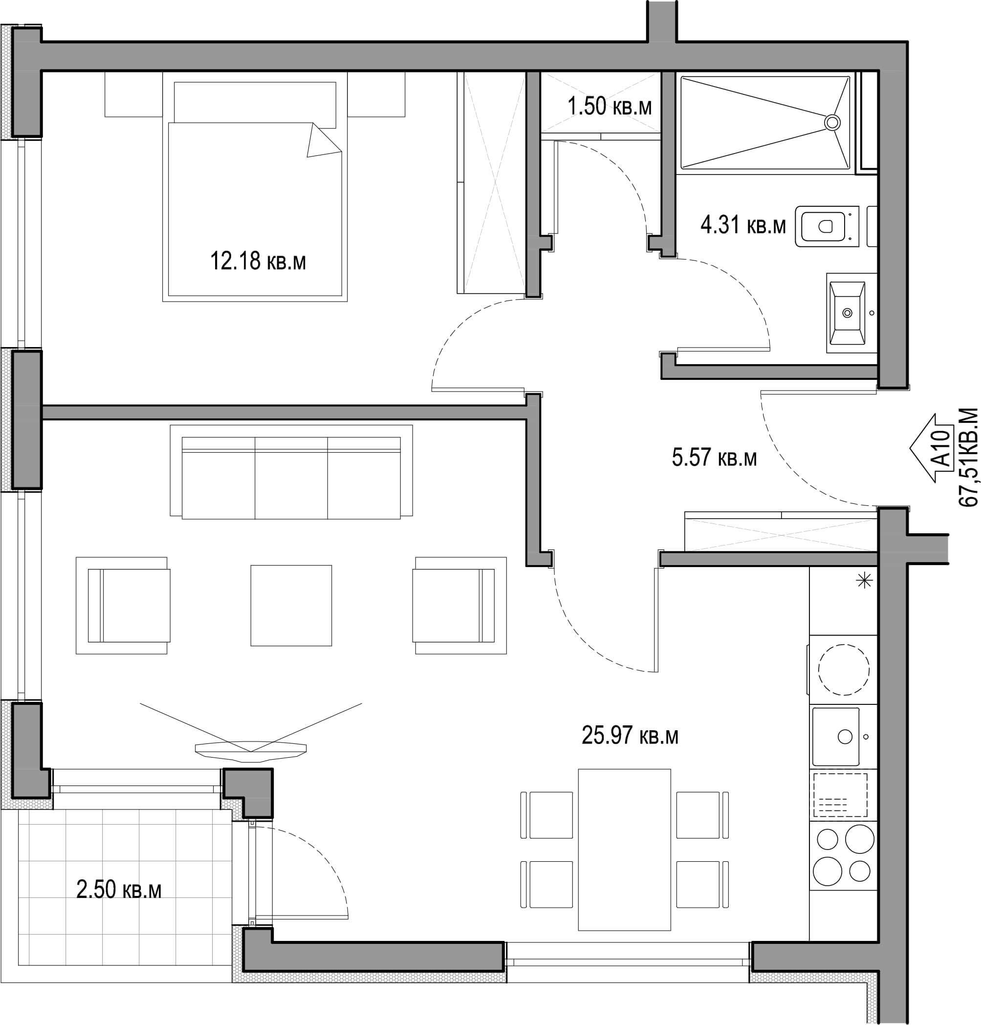 Vinitsa_Apartment_1_10
