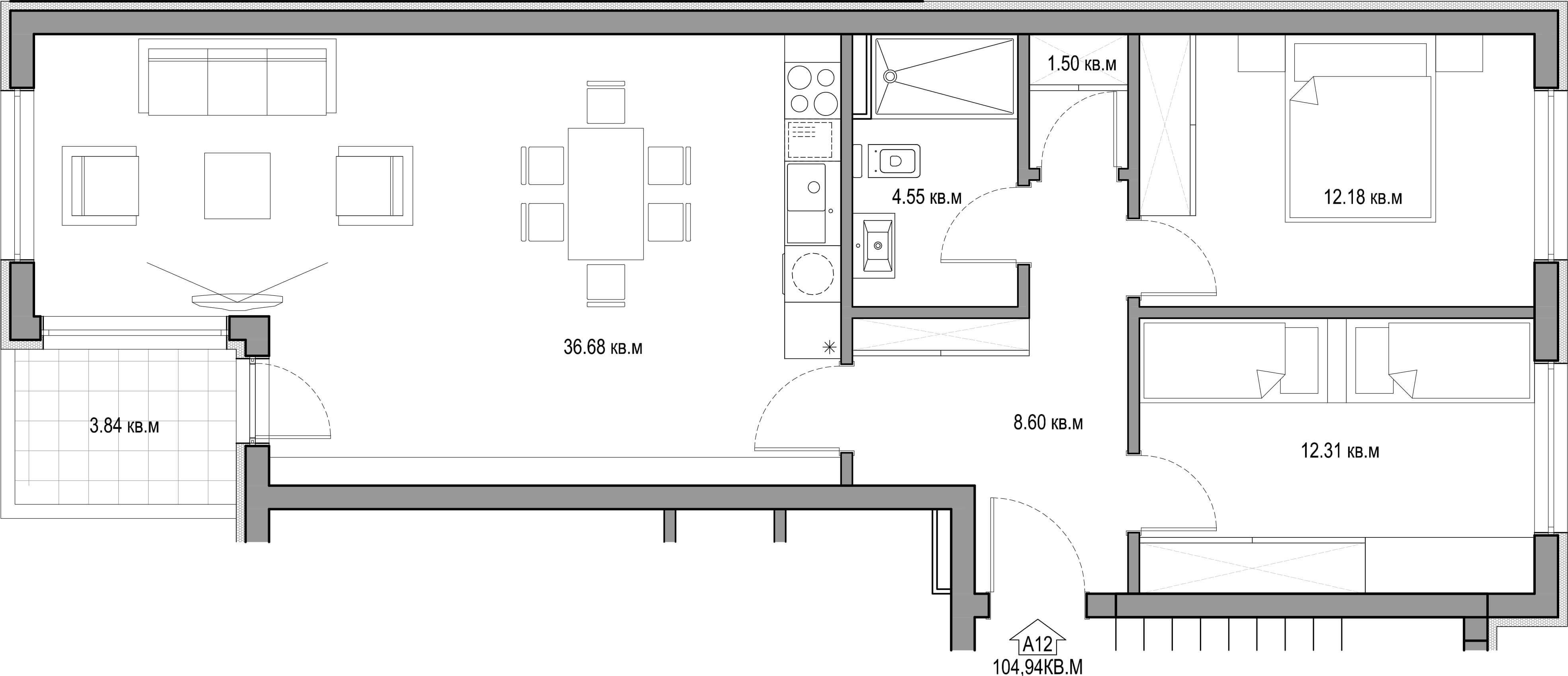 Vinitsa_Apartment_1_12