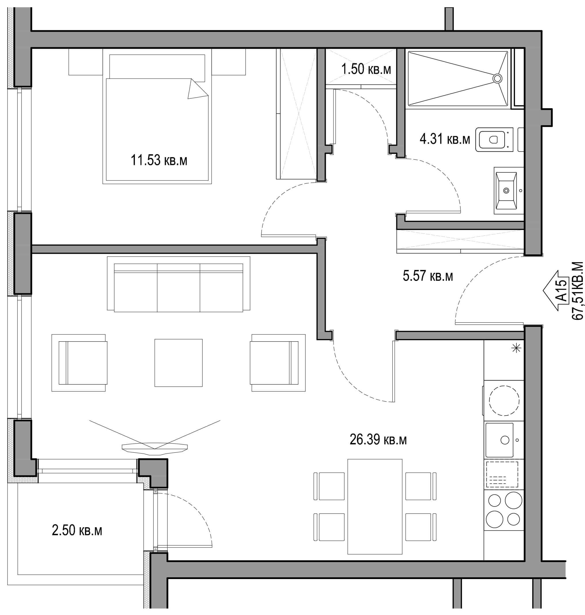 Vinitsa_Apartment_1_15