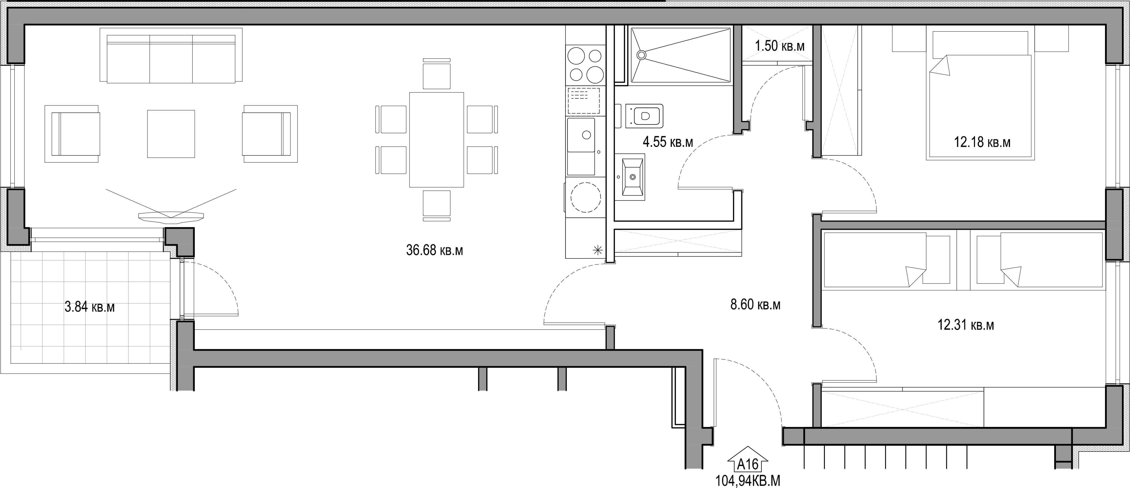 Vinitsa_Apartment_1_16