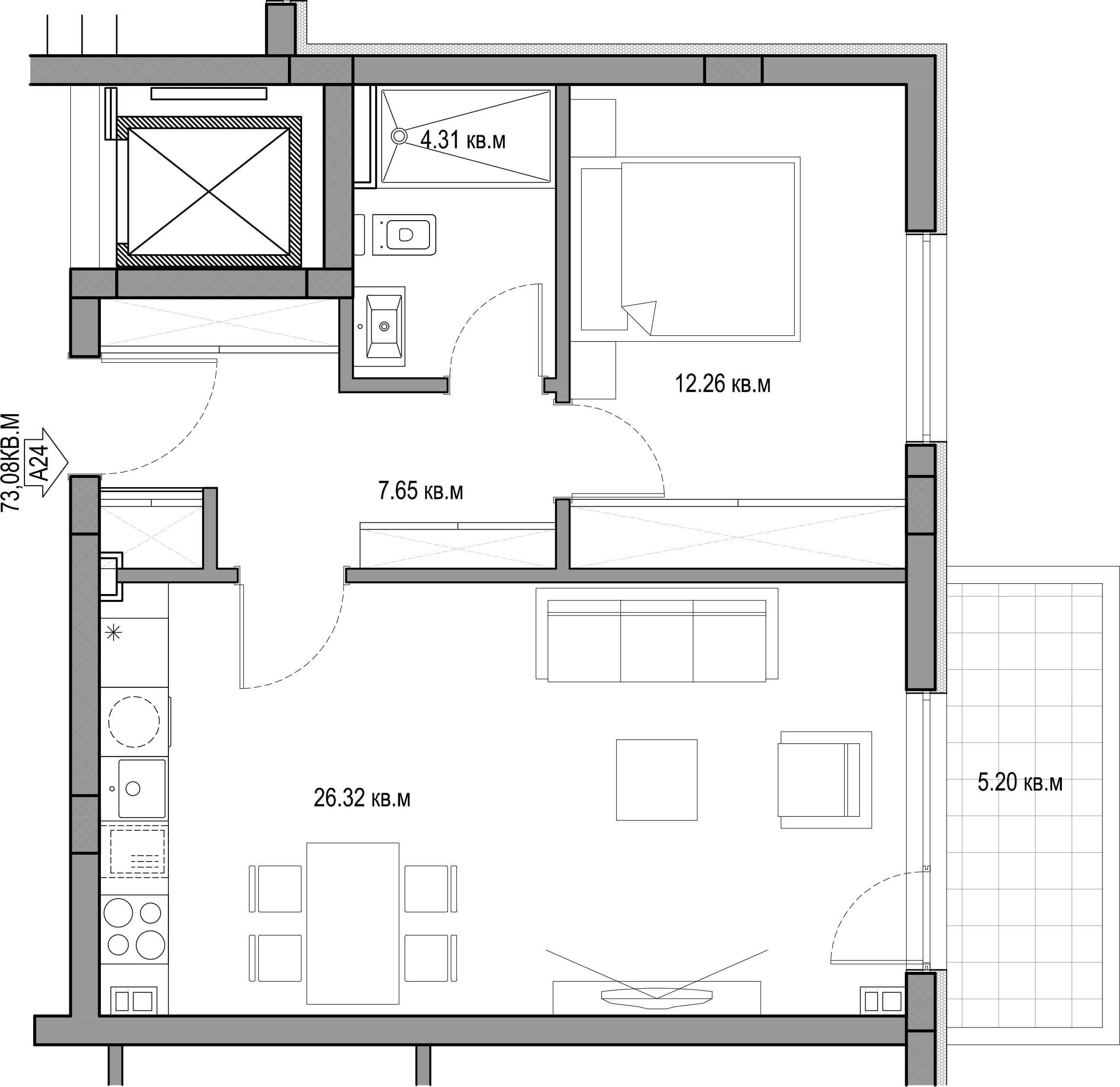 Vinitsa_Apartment_2_24