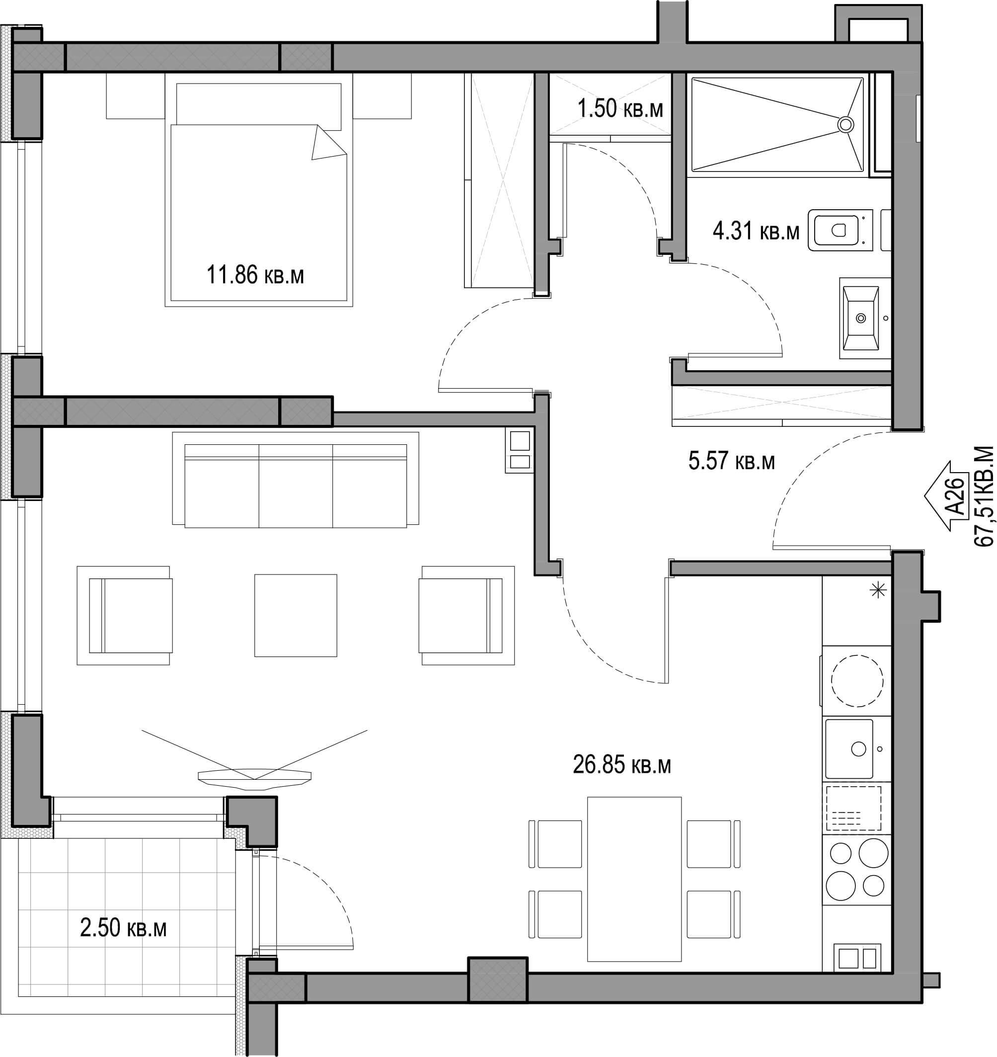 Vinitsa_Apartment_2_26
