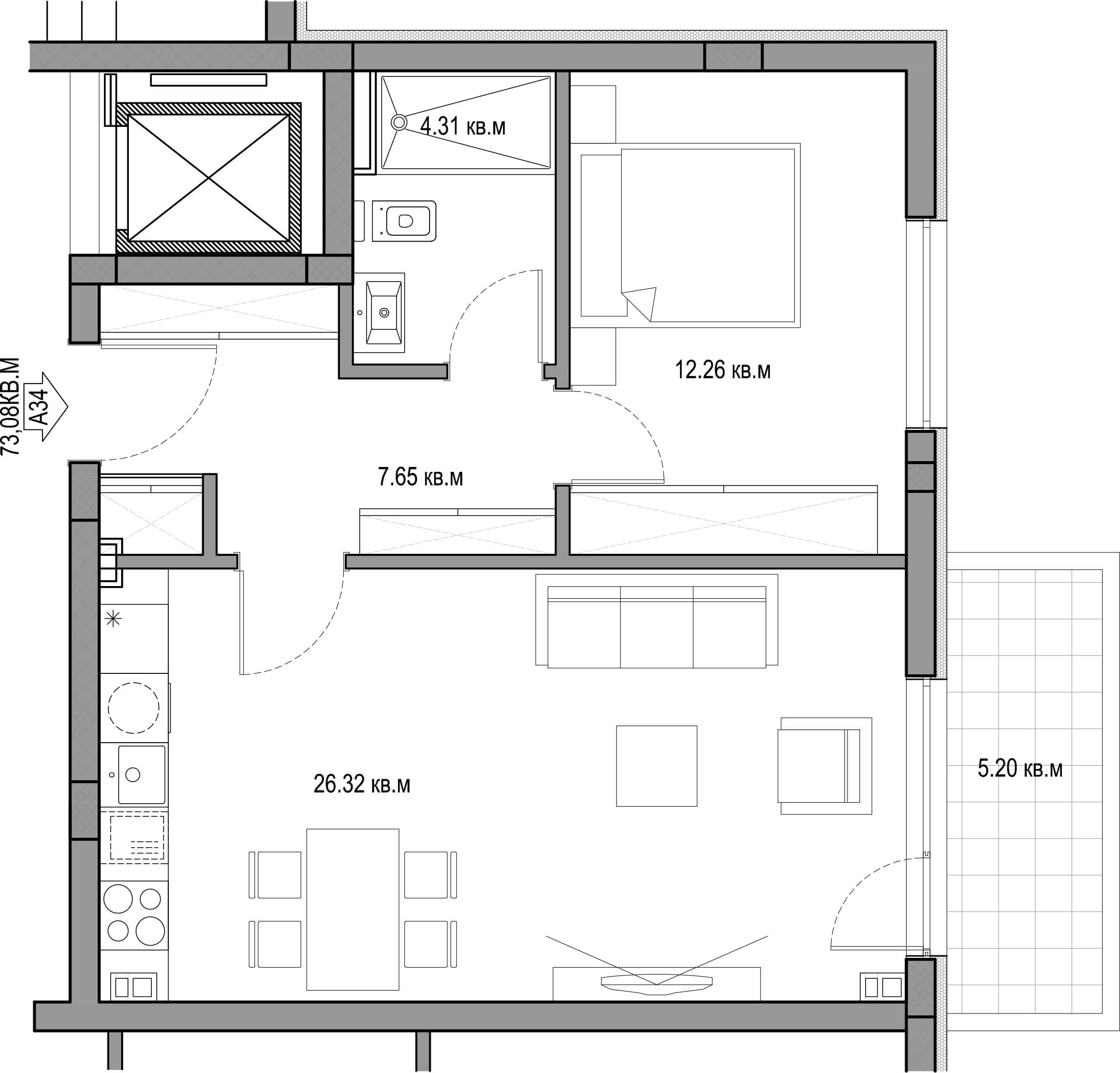 Vinitsa_Apartment_2_34