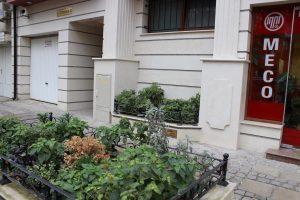 Фасада на сградата Константин Величков 15 - Акропол Билд