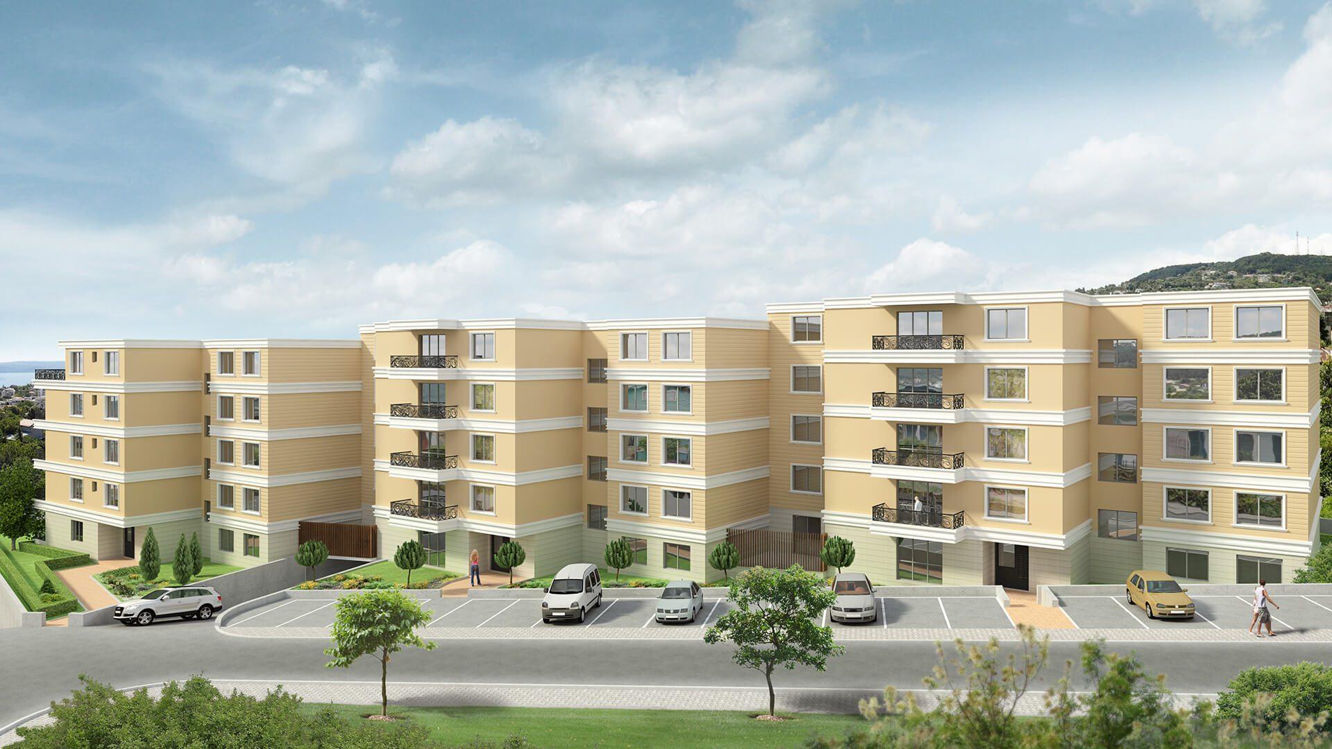 Виница Гардън - апартаменти във Виница - Варна