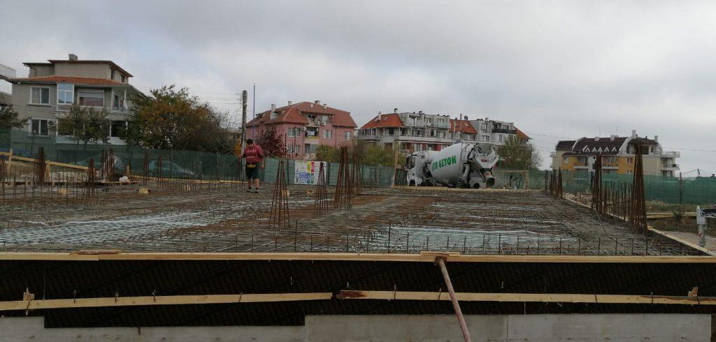 Строеж - Акропол Билд